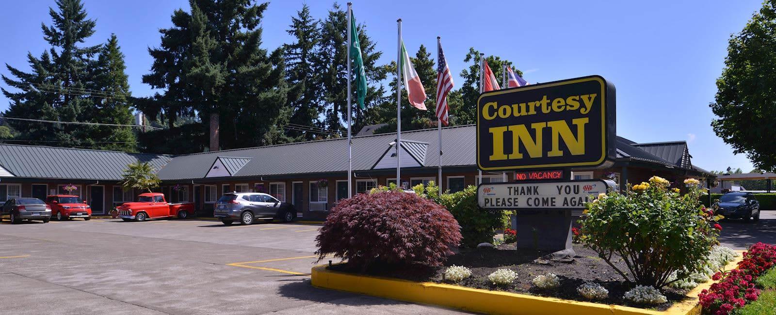 Courtesy Inn Eugene Oregon in Eugene
