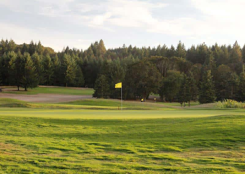 Golf Package at Hotel Eugene