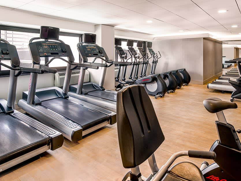 Fitness Center of Crowne Plaza Los Angeles International Airport, Los Angeles