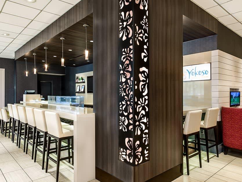 Yokoso Sushi Bar of Crowne Plaza Los Angeles International Airport, Los Angeles