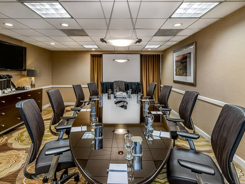 Meeting and Event Spaces at Crowne Plaza Los Angeles International Airport, Los Angeles