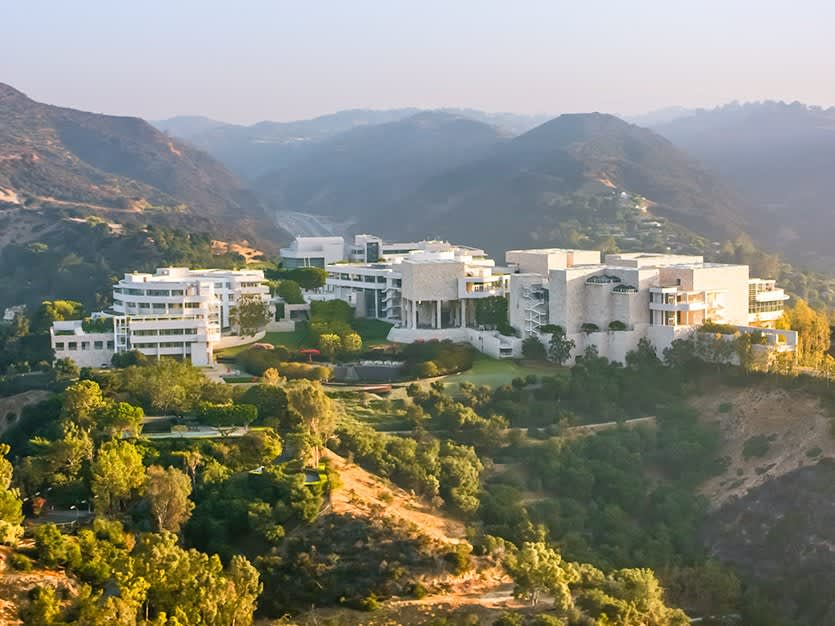 The J. Paul Getty Museum of Los Angeles, California