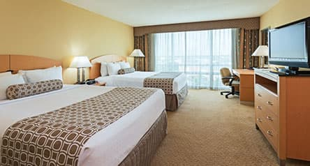 Crowne Plaza Orlando - Universal Blvd Two Queen Beds NonSmoking
