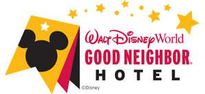 Disney Good Neighbor Logo