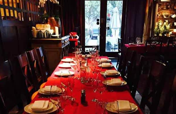 Cucina Venti private event dining
