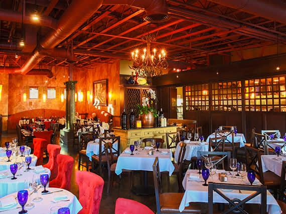 Cucina Venti's Dining Room