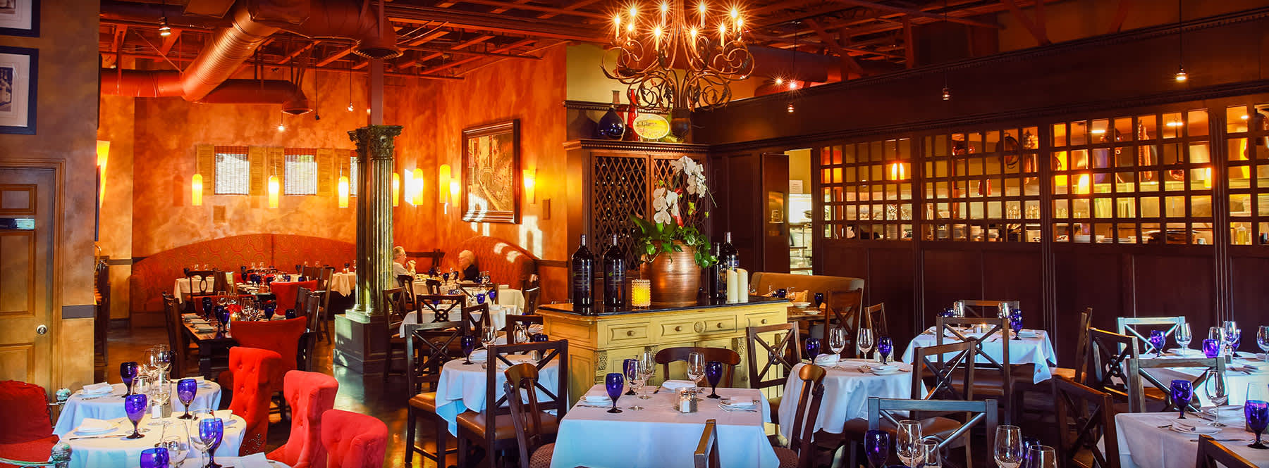Private-Dining Experience at Cucina Venti Restaurant Mountain View