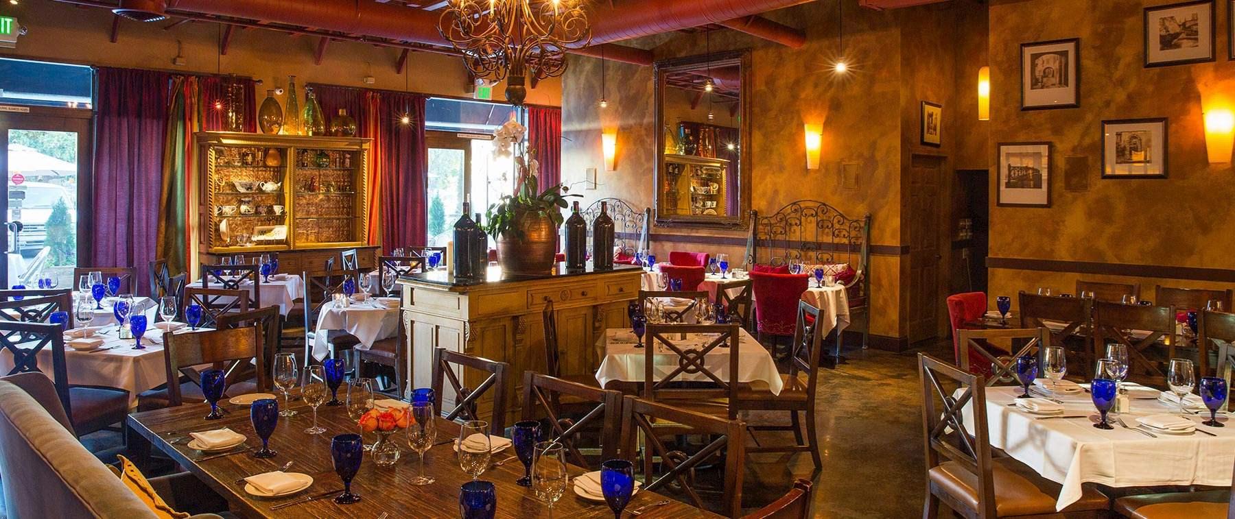 Cucina Venti Restaurant at Mountain View