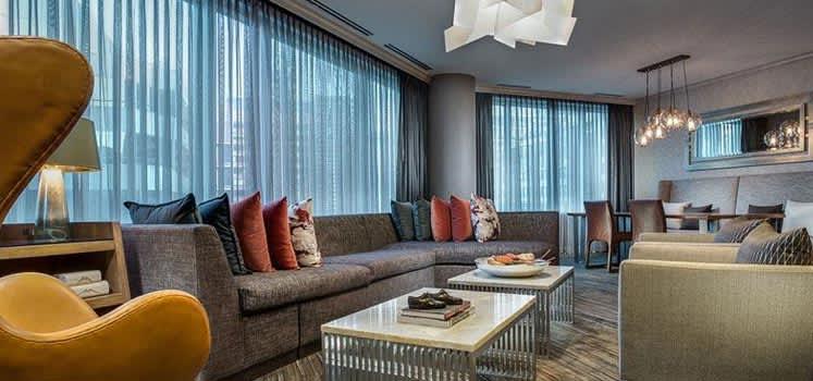 Performance of Davidson Hotels & Resorts, Atlanta