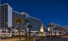 Exterior at Sunrise Hilton Daytona Beach