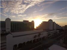 Hilton Daytona Beach Oceanfront Resort - Sunrise Hilton Daytona Beach