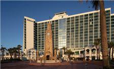 East Exterior of Hilton Daytona Beach Oceanfront Resort
