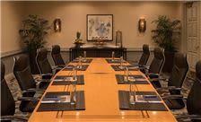 Hotel Name Amenities - Boardroom setup Daytona Beach