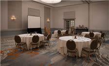 Tomoka Ballroom Meeting Space Hilton Daytona Beach Oceanfront Resort
