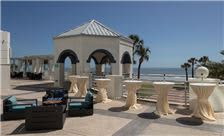 Doc Bales Terrace Reception Space Hilton Daytona Beach Oceanfront Resort