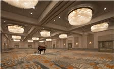 Grand Ballroom Meeting Space Hilton Daytona Beach Oceanfront Resort