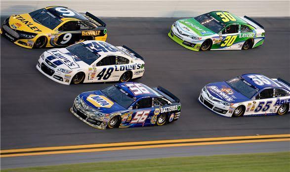 Daytona International Speedway at Florida