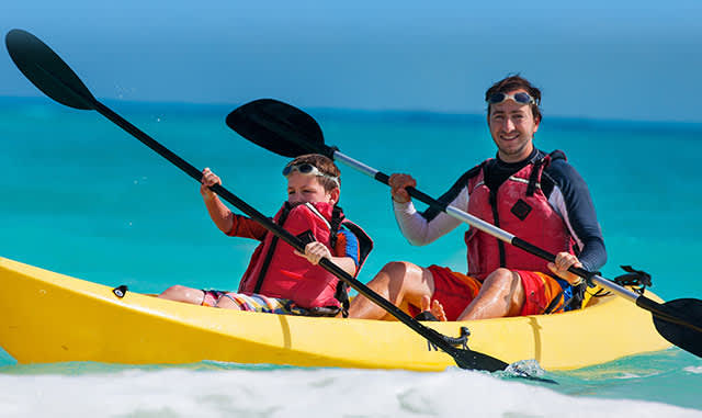 Celebrate Father's Day with Us Hilton Daytona Beach