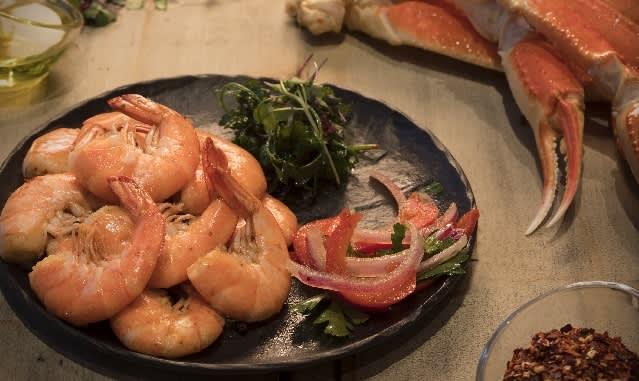 Best Seafood in Daytona Beach: Doc Bales' Grill at the Hilton Daytona
