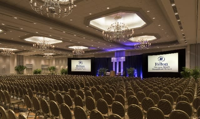 Event Planners Earn Double Points at Hilton Oceanfront Daytona Beach Resort