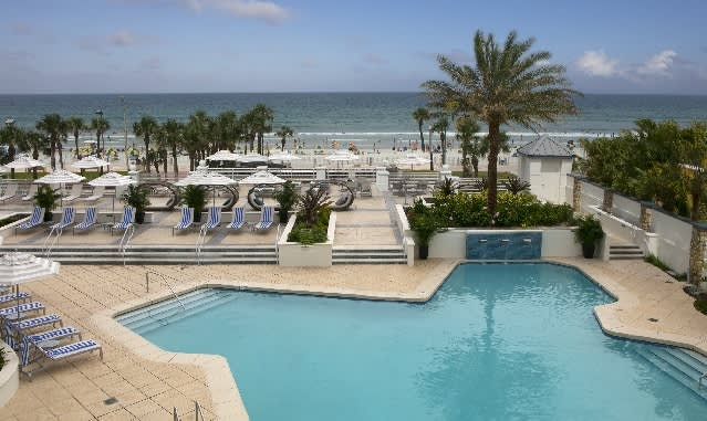 Cool Off at Daytona Beach Pool Parties Every Saturday & Sunday