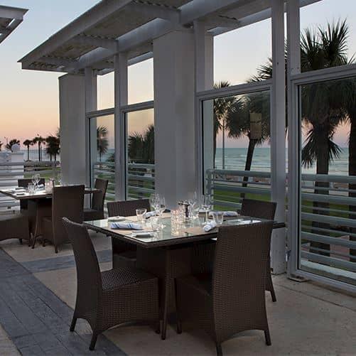 A Scenic, Oceanfront Restaurant in Daytona Beach