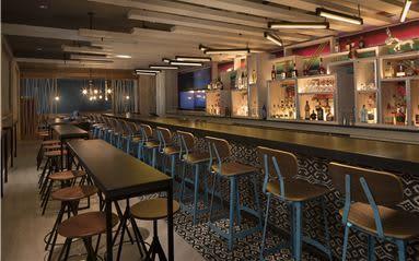 Hilton Daytona Beach Oceanfront Resort Don Ricos Sports Bar & Grill