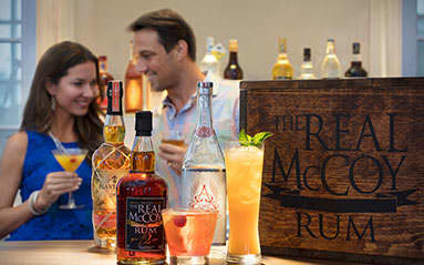 McCoys Rum Room of Hilton Daytona Beach Resort/Ocean Walk Village