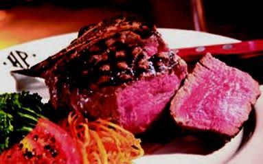 Hilton Daytona Beach Resort/Ocean Walk Village Hyde Park Prime Steakhouse