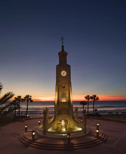 Daytona beach florida hotel