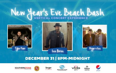 New Years Eve Package at Daytona Beach