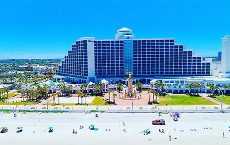 Hilton Daytona Beach Oceanfront Resort Dream Away Package