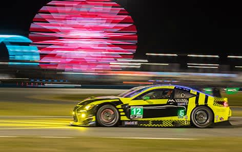 Rolex 24 at Daytona Beach, Florida