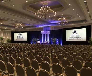 Meetings of Hilton Daytona Beach Oceanfront Resort