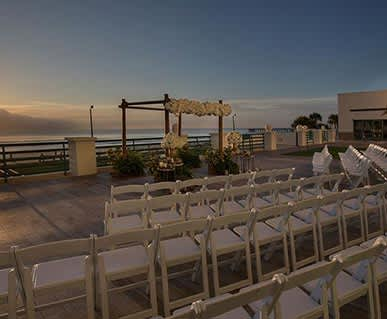 Weddings at Hilton Daytona Beach Oceanfront Resort