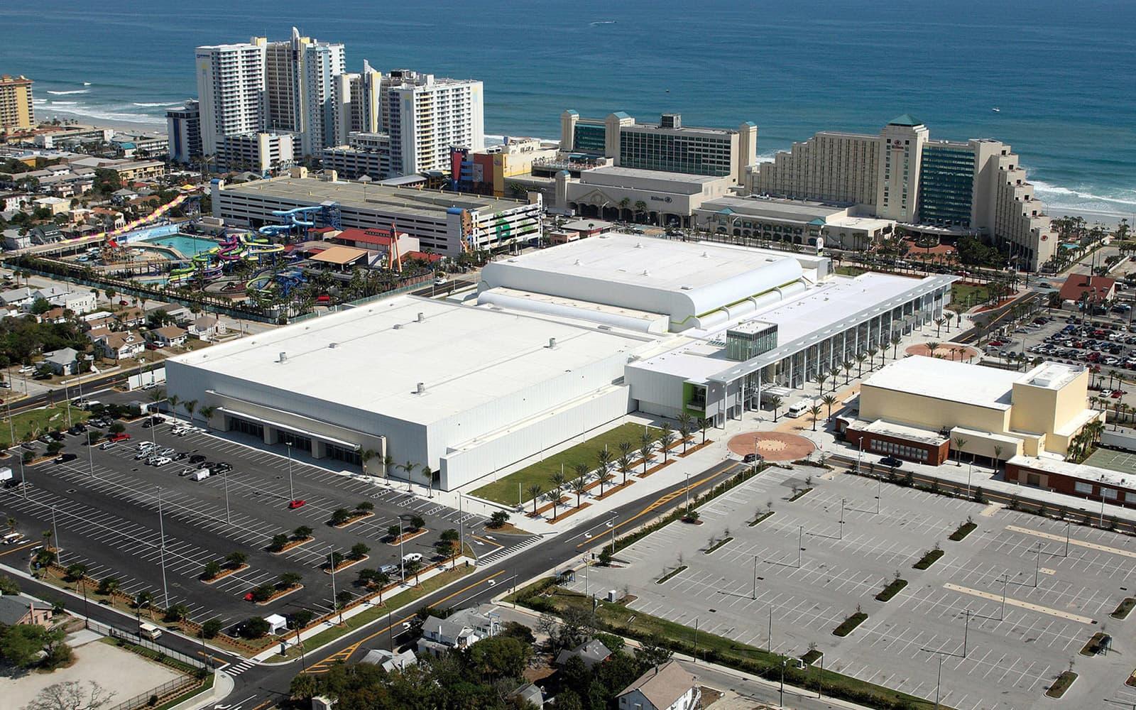 Hilton Daytona Beach Oceanfront Resort Ocean Center