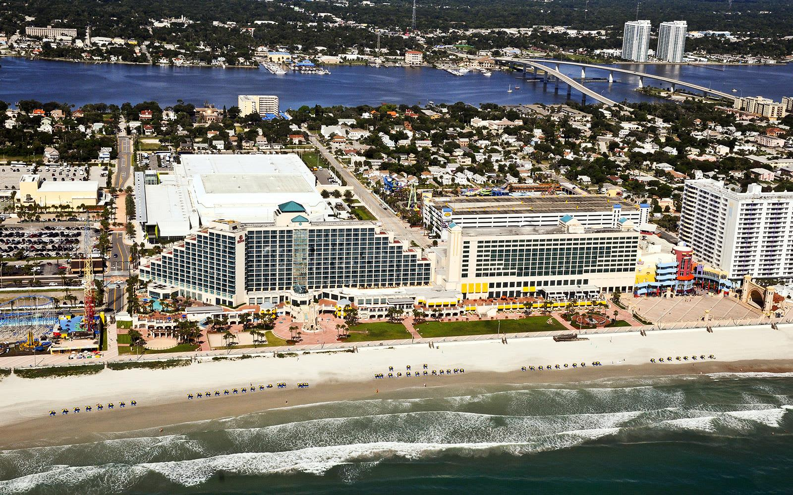 Hilton Daytona Beach Resort/Ocean Walk Village Thanks