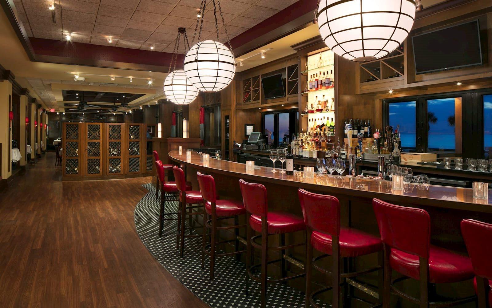 Hilton Daytona Beach Oceanfront Resort Hyde Park Prime Steakhouse