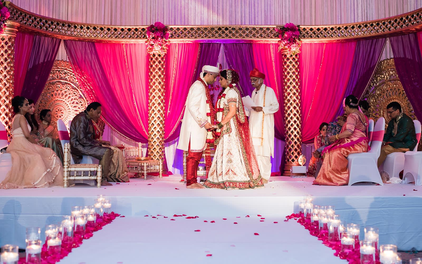 South Asian Wedding Packages