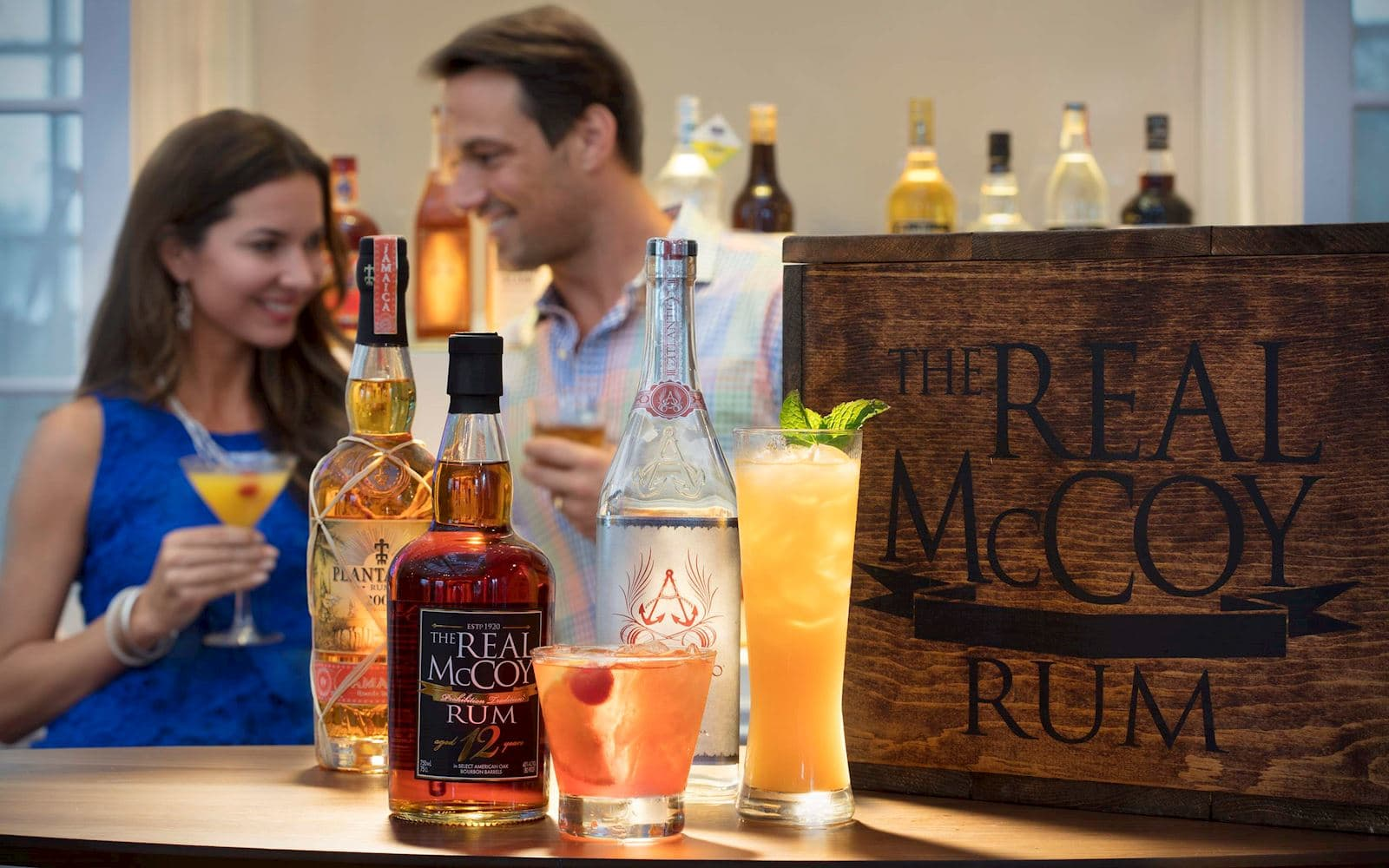 McCoys Rum Room at Hilton Daytona Beach Oceanfront Resort