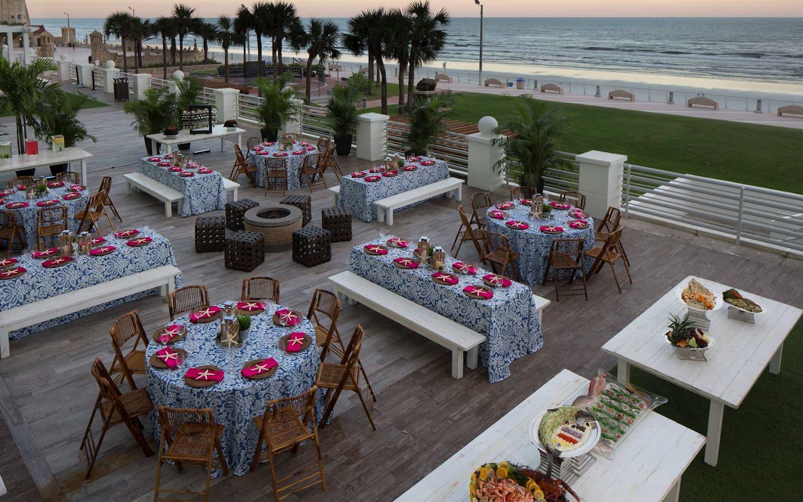 Social Occasions at Hilton Daytona Beach Oceanfront Resort