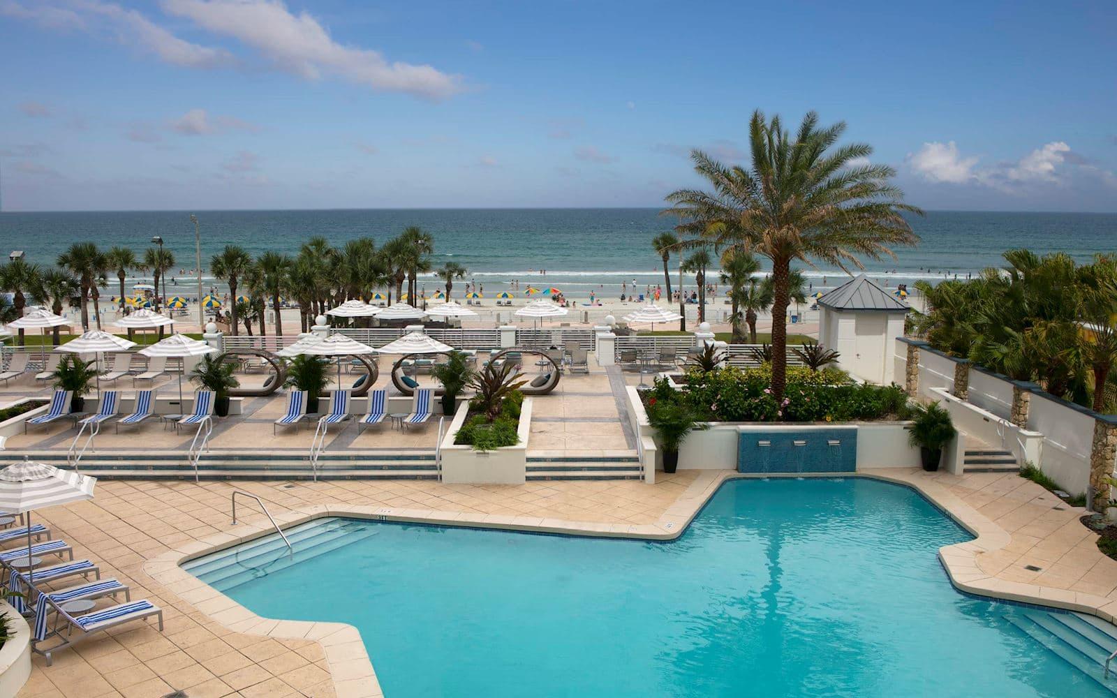 Our Resort Hilton Daytona Beach Oceanfront Resort