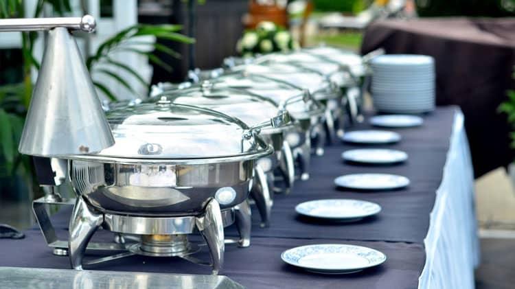 Catering Menus of Daytona Beach Hotel