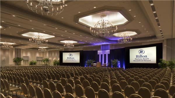 Hilton Daytona Beach Oceanfront Resort Floor Plans