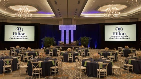 Daytona Beach Oceanfront Resort Audiovisual Services