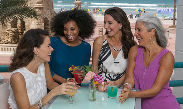 Dining Outlets at Hilton Daytona Beach Oceanfront Resort