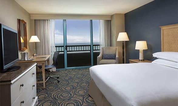 Hilton Daytona Beach Oceanfront Resort Hearing Accessible Room