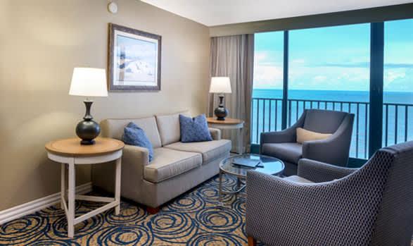 Hilton Daytona Beach Oceanfront Resort Suites