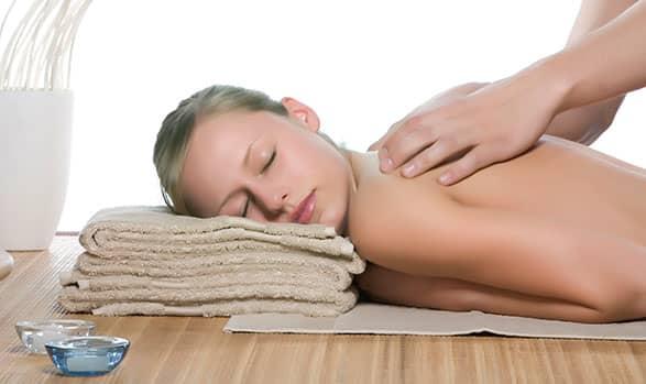 Daytona Beach Hotel Massage Facility