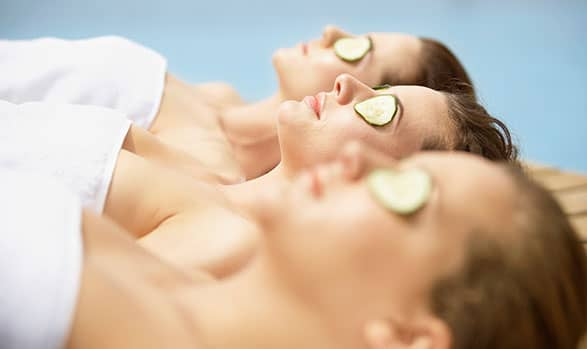 Facial Treatments at Daytona Beach Hotel